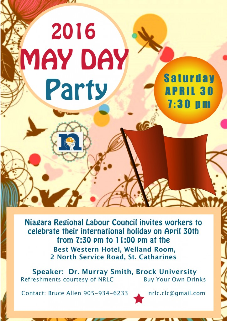 MAYDAY Party 2016