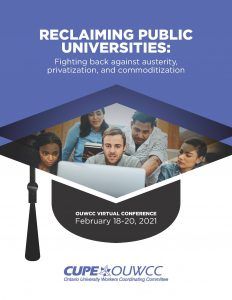 OUWCC Conference 2021